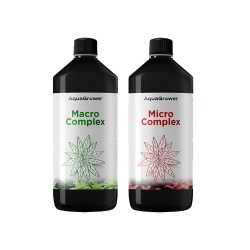 AquaGrower sada 1000ml Micro a Macro Complex