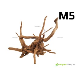 Kořen Finger Wood 33cm M5 (Red Moor wood, Amano wood)