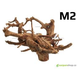 Kořen Finger Wood 29cm M2 (Red Moor wood, Amano wood)
