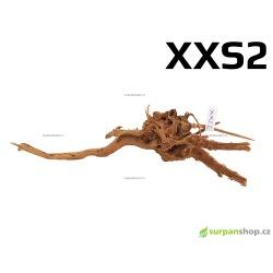 Kořen Finger Wood 20cm XXS2 (Red Moor wood, Amano wood)