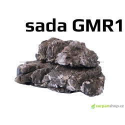 Grey Mountain Rock - sada GMR1
