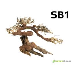 Bonsai - Stromek ve větru...