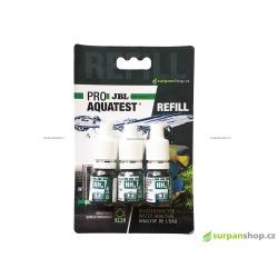 JBL test NH4 Refill PROAQUATEST - amonium - náhradní náplň