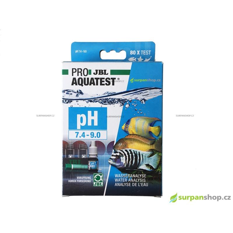 JBL test pH PROAQUATEST 7.4-9.0