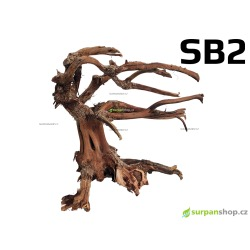 Bonsai - Stromek ve vichru 24x17x24cm SB2