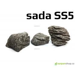 Seiryu Stone - sada SS5