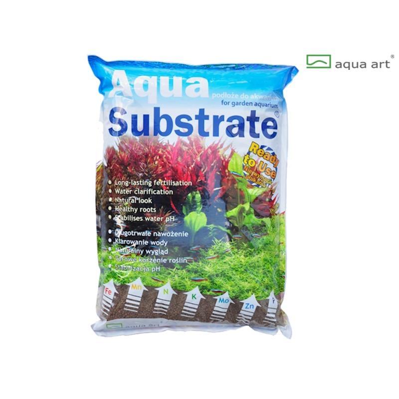 Aqua Art substrát - Aqua Substrate (hnědý) - 5,4 kg