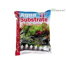 Aqua Art substrát - Aqua Substrate II+ Powder (černý) - 1,8 kg