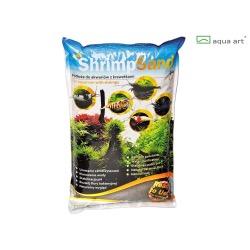 Aqua Art substrát - Shrimp Sand (hnědý) - 4 kg