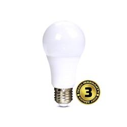LED žárovka, klasický tvar, 10W, E27, 3000K, 270°, 810lm