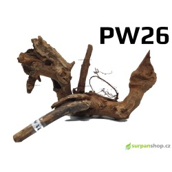 Kořen Plants Wood 23cm PW26