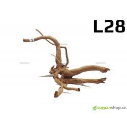 Kořen Finger Wood 50cm L28...