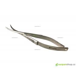Nůžky pružinové nerezové 16 cm