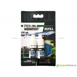 JBL test CO2 PERMANENT PLUS PH Refill PROAQUATEST - oxid uhličitý - náhradní náplň