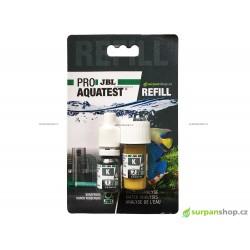 JBL test K Refill PROAQUATEST - draslík - náhradní náplň
