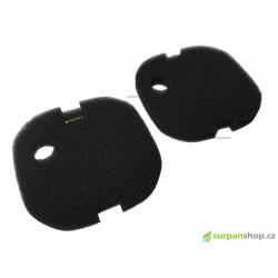 Filtrační polyuretanová pěna pro JK-EF600 a JK-EF800, 2 ks - náhradní díly