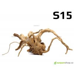 Kořen Finger Wood 34cm S15...