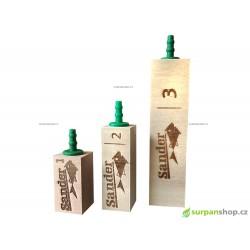 CO2 difuzor z lipového dřeva