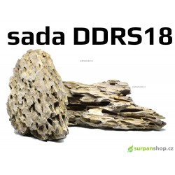 Dark Dragon Stone - sada DDRS18