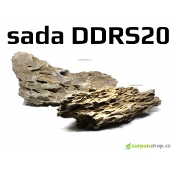 Dark Dragon Stone - sada DDRS20