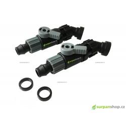 Ventily pro JK-EF1000 a JK-EF1200, 2 ks - náhradní díly