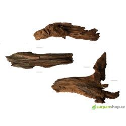 Akvarijní dřevo Mangrove - velikost S - náhodný výběr