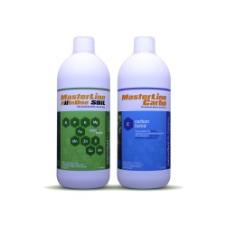 MasterLine sada All in One Soil + Carbo 1000ml - SURPANshop.cz