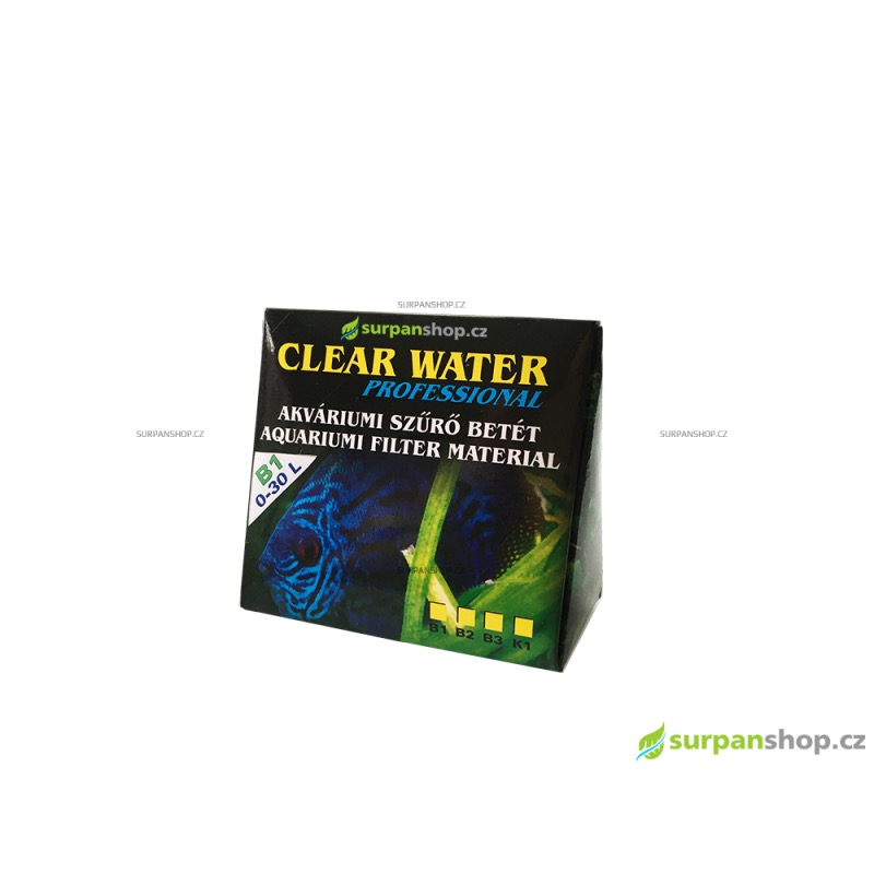 SZAT Clear Water Original B1 0-30l + Protein Filter Technologi